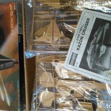 Maquettes: MAQUETA KAZON CRUISER MONOGRAM STAR TREK. Lote 184858228