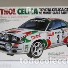 Maquettes: TAMIYA - TOYOTA CELICA ST 185 GT-4 CASTROL WRC RALLY 24125 1/24. Lote 201115102