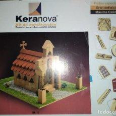 Maquetas: KIT DE CONSTRUCCION DE KERANOVA. Lote 186279800