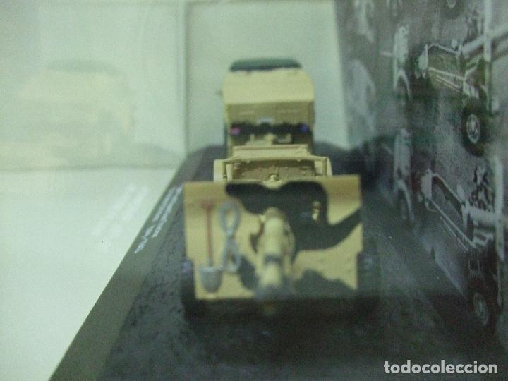 Maquetas: CMP FORD QUAD GUN TRACTOR - ALTAYA ESCALA 1:72 - VEHÍCULO BLINDADO CAMIÓN TANQUE CAÑÓN ARTILLERIA - Foto 4 - 186436161