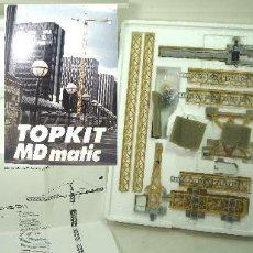 Macchiette: GRUA PUMA ESACALA 1/87 H0 MODELO 485 B - POTAIN CONRAD ¡¡NUEVA ¡¡ -TOPKIT MD MATIC TOP KIT. Lote 186439591