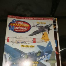 Maquetas: SCALE AVIATION MODELER. Lote 187147945