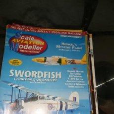 Maquetas: SCALE AVIATION MODELER. Lote 187147972