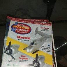 Maquetas: SCALE AVIATION MODELER. Lote 187148001