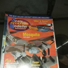 Maquetas: SCALE AVIATION MODELER. Lote 187148020