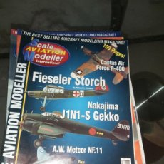 Maquetas: SCALE AVIATION MODELER. Lote 187148076
