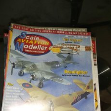 Maquetas: SCALE AVIATION MODELER. Lote 187149657
