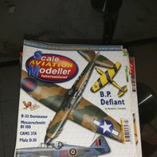 Maquetas: SCALE AVIATION MODELER. Lote 187149677