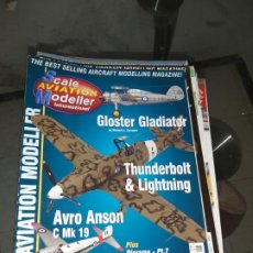 Maquetas: SCALE AVIATION MODELER. Lote 187149697