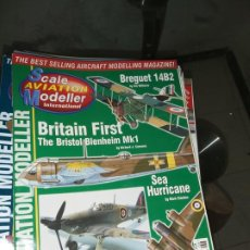 Maquetas: SCALE AVIATION MODELER. Lote 187149712