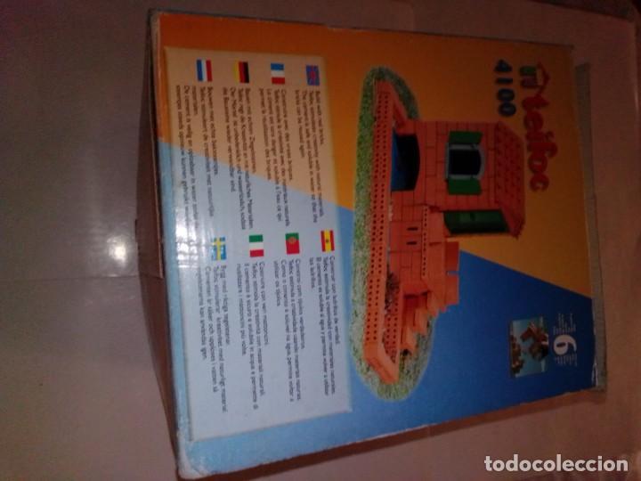 Maquetas: Antiguo juego de construcción Teifoc 4100 - Foto 3 - 187438237