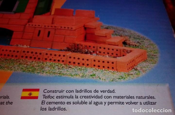 Maquetas: Antiguo juego de construcción Teifoc 4100 - Foto 6 - 187438237