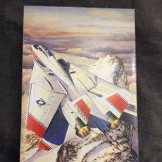 Maquetas: F-14D SÚPER TOMCAT 1:72 FUJIMI 35116 MAQUETA AVION. Lote 187585885