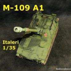 Maquetas: M109 A1 ESPAÑOL, ITALERI 1/35. Lote 188560950