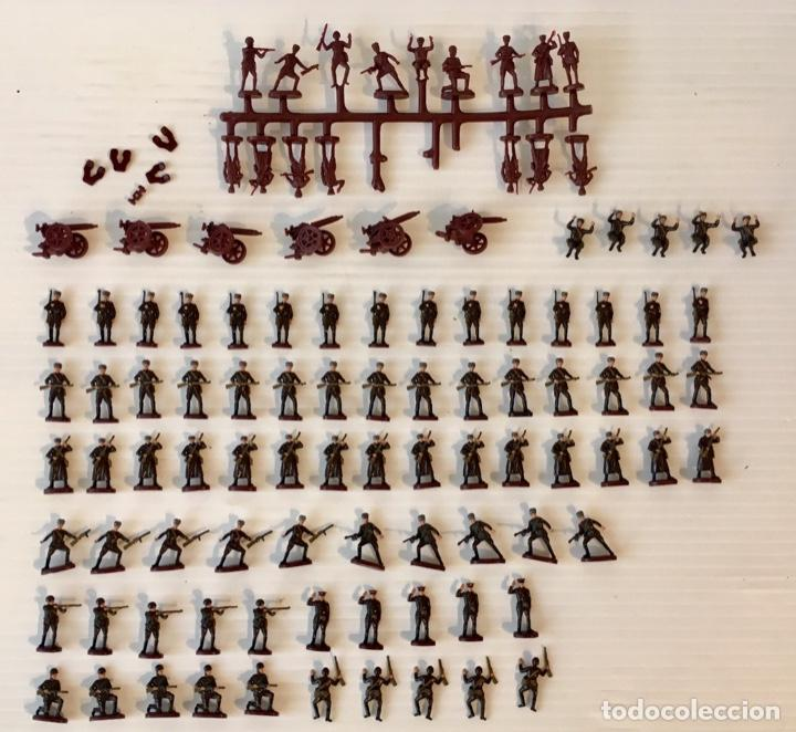 Maquetas: ATLANTIC. ARMY-CORPS OF THE 2nd WORLD WAR. SNOW AND BLOOD. H0. 1566 - Foto 4 - 189096522