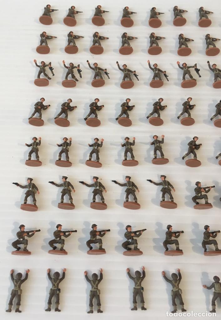 Maquetas: ATLANTIC. ARMY-CORPS OF THE 2nd WORLD WAR. ALONE AGAINST THE ENEMY. H0. 1564. PINTADOS. - Foto 7 - 189135103