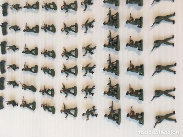 Maquetas: ATLANTIC. ARMY-CORPS OF THE 2nd WORLD WAR. FLUTTERING PLUMES. H0. 1571 - Foto 6 - 189145843
