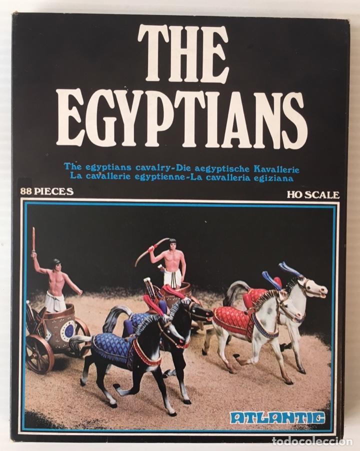 ATLANTIC. THE EGYPTIAN CAVALRY. THE H0. 1503 (Juguetes - Modelismo y Radiocontrol - Maquetas - Militar)