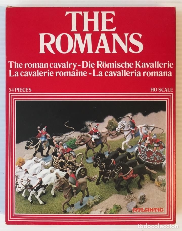 ATLANTIC. THE ROMAN CAVALRY. THE H0. 1516 (Juguetes - Modelismo y Radiocontrol - Maquetas - Militar)