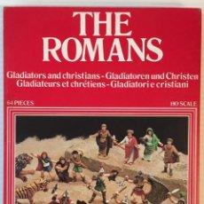 Maquetas: ATLANTIC. GLADIATORS AND CHRISTIANS. THE H0. 1517. Lote 189346638