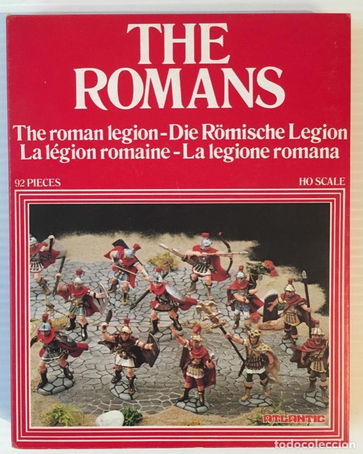 ATLANTIC. THE ROMAN LEGION. THE H0. 1515 (Juguetes - Modelismo y Radiocontrol - Maquetas - Militar)