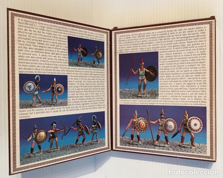 Maquetas: ATLANTIC. THE GREEKS ARMY. THE H0. 1509 - Foto 2 - 189351017