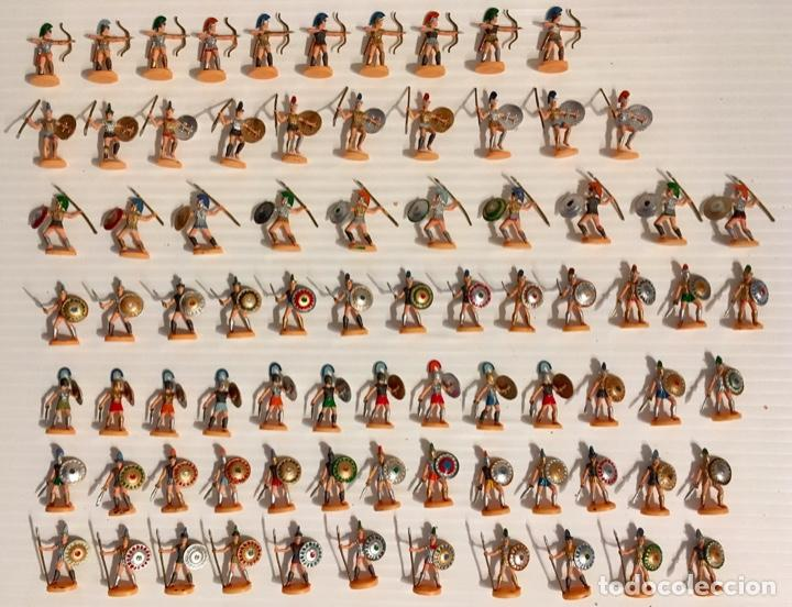 Maquetas: ATLANTIC. THE GREEKS ARMY. THE H0. 1509 - Foto 4 - 189351017
