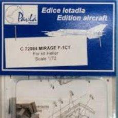 Maquetas: PAVLA - MIRAGE F-1 CT 1/72 72094. Lote 189715088