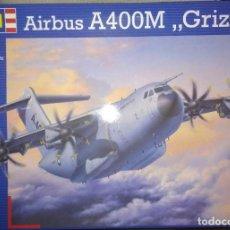 Maquetas: MAQUETA ESCALA 1: 72 AIRBUS A400M GRIZZLY. Lote 190059565
