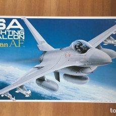 Maquetas: F-16A PLUS 1:72 FUJIMI MAQUETA AVION. Lote 191274052