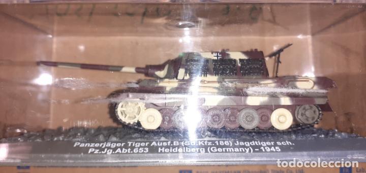 PANZERJAGER TIGER. CARROS DE COMBATE 1/72 (Juguetes - Modelismo y Radiocontrol - Maquetas - Militar)