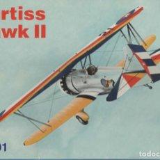 Maquetas: CURTISS HAWK II. RS 1/72. REF. 92191. Lote 191520076