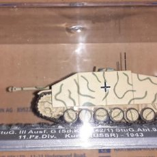 Maquetas: STUG III AUSF G. CARROS DE COMBATE 1/72. Lote 191706408