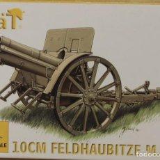 Maquetas: MAQUETA CAÑÓN 10 CM FELDHAUBITZE M. 14, REF. 8245, 1/72, HAT. Lote 191743205