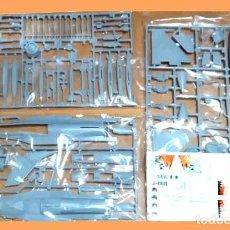 Maquetas: GRAPAS DEL CAZA NORTEAMERICANO F-16A/B DE MATCHBOX A 1/72 (SIN CABINA, NI INSTRUCCIONES). Lote 191783306