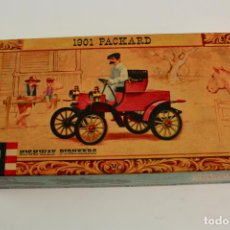 Maquetas: REVELL AUTHENTIC KIT. 1901 PACKARD. . Lote 191788940