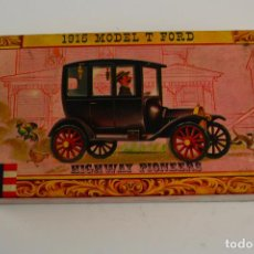 Maquetas: REVELL AUTENTHIC KIT. 1916 MODEL T FORD.. Lote 191789042