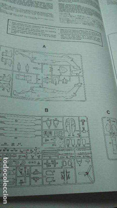 Maquetas: MAQUETA PARA MONTAR EN COMBATE HELICOPTERO PAH - 2 TIGER. EJERCITO ALEMAN. - Foto 8 - 191811152