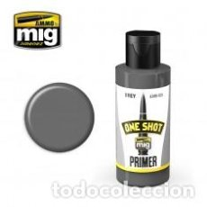 Maquettes: AMMO - ONE SHOT PRIMER - GRIS 2024. Lote 192024575