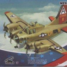 Maquetas: MENG KIDS. B-17 G FORTALEZA VOLANTE. . Lote 192077836