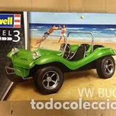 Maquettes: REVELL - VW BUGGY 1/32 07682 IDEAL PARA TRANSFORMAR A SCX. Lote 192102883