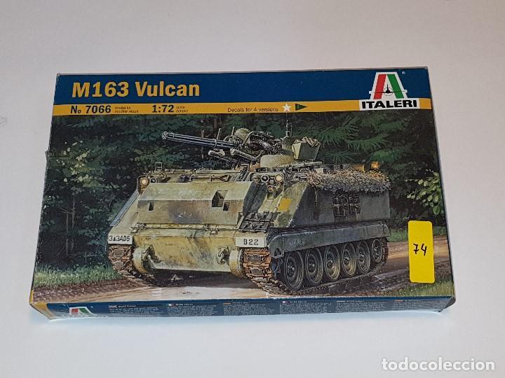 ITALERIM163 VULCANCARRO COMBATEPLÁSTICOESCALA1:72 (Juguetes - Modelismo y Radiocontrol - Maquetas - Militar)