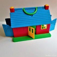 Maquetas: CASA GRANDE LEGO U OTRO DE PASTA - 31.5 X 21 X 23.5.CM. Lote 192546495