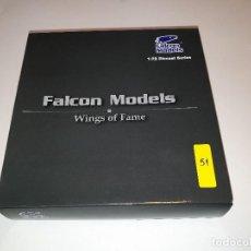 Maquettes: FALCON MODELS-MILLENNIUM MODELS T-33A BLACK 41-60 NO.41 GROUP AVIÓN METAL ESCALA 1:72. Lote 192729688