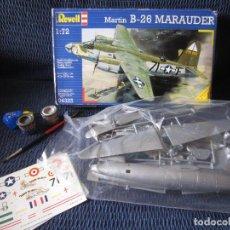 Maquetas: MAQUETA MARTIN B-26 MARAUDER (REVELL) (ESCALA 1-72). Lote 192976142
