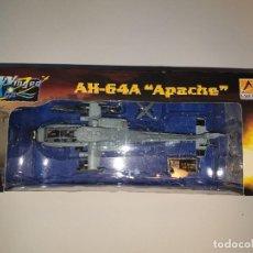 Maquetas: EASY MODEL AH-64A APACHE U.S. ARMY 64A HELICÓPTERO PLÁSTICO ESCALA 1:72. Lote 192980811