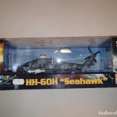 Maquetas: EASY MODEL HH-60H SEAHAWK HELICÓPTERO PLÁSTICO ESCALA 1:72. Lote 192981076
