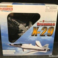 Maquetas: IMPRESIONANTE MAQUETA ENSAMBLADA DE UN GRUMMAN EXPERIMENTAL X-29 A ESTRENAR.. Lote 193303607