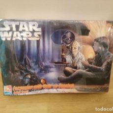 Maquetas: GRAN MAQUETA STAR WARS ANTIGUA KIT AMT ERTL ENCOUNTER WITH YODA DAGOBAH LUKE IMPERIO CONTRAATACA. Lote 193375883