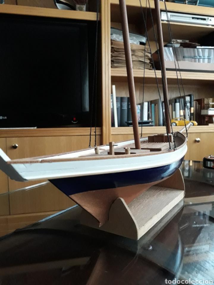 Maquetas: Barco Madera Artesanal - Pinky pesquero de Gloucester - Foto 2 - 193381685